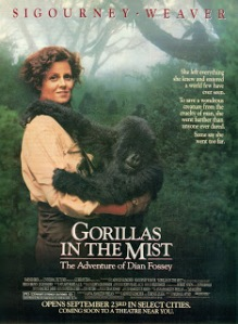 Gorillas In The Mist The Story Of Dian Fossey