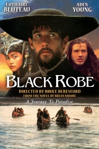 BlackRobe-Poster