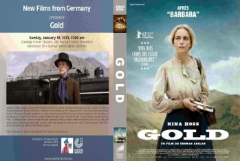 Gold (2013) - Cover DVD Movie