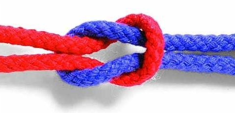 square-knot