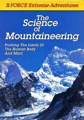 The Science Of Mountaineering DVD - Makalu West Face
