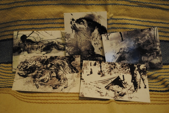rick callaway dyatlov pass photographs
