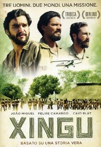 Xingu-dvd