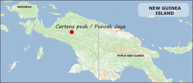 Cartenz_map_papua