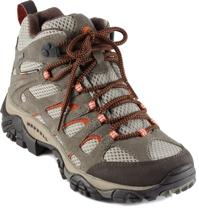 Ditch-running-shoes-pair-solid-hiking-boots-which