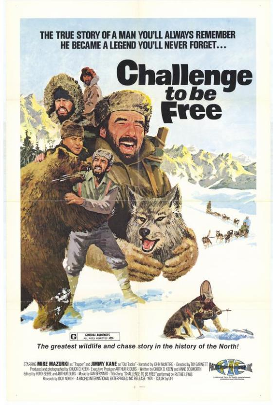 challenge-to-be-free-movie-poster-1976-1020256114