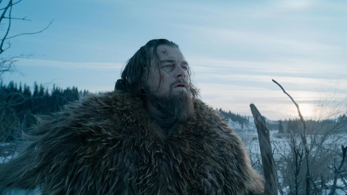 HUGH GLASS'IN HİKAYESİ (THE REVENANT)